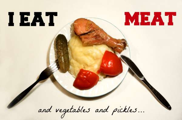 I EAT MEAT ... and lot's of other stuff too (let me explain) - The Urban Ecolife
