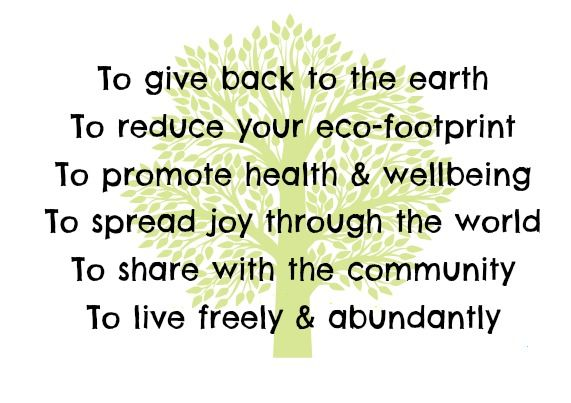 The Urban Ecolife Ethos