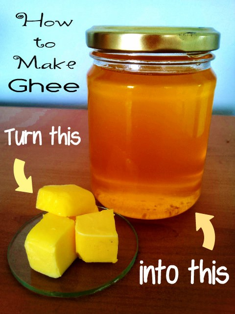 Back to Basics: How to Make Ghee - It's so easy you should give it a go! The Urban Ecolife