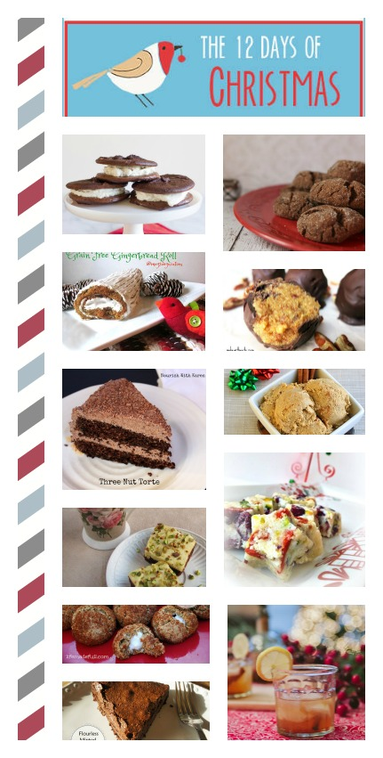 The Ultimate Christmas Treats Recipe Round Up for the 12 Days of Christmas (Paleo-friendly too!) - The Urban Ecolife
