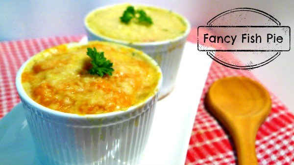 Fancy Fish Pie loaded with Vegetables (Dairy & Gluten Free, Paleo, GAPS) - The Urban Ecolife
