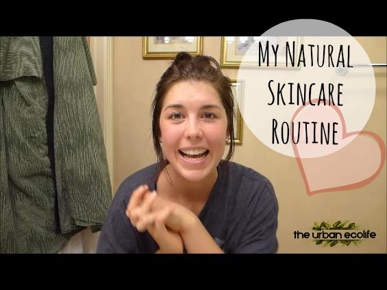 My Natural Skincare Routine using 2 simple products - The Urban Ecolife