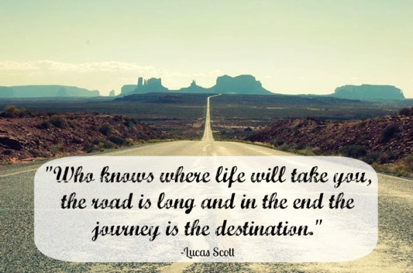 quotes about the long road quotesgram
