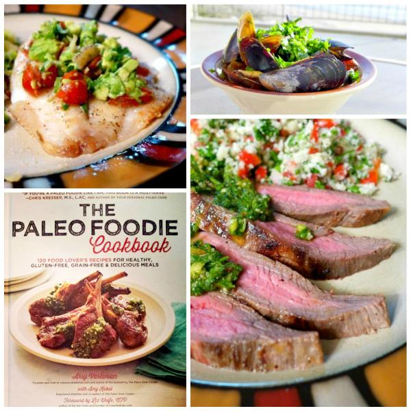 Putting some recipes to the test from The Paleo Foodie Cookbook!