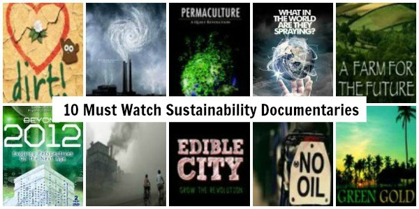 10 Must Watch Sustainability Documentaries (and where you can watch them for FREE)